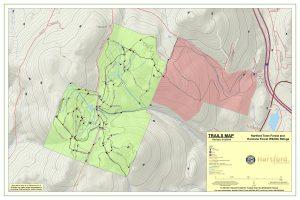 HTF Trail Map